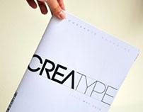 CREATYPE Typographic Magazine