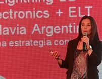 LG Evento. Presentacion LED Solutions Producto y Obras