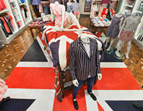 Jack Wills HK LCX Retail Interiors