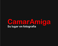 CamarAmiga (Web Re-Design)