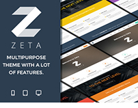 Zeta - MultiPurpose WordPress Theme