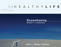 Healthy Life Magazine Redesign, Issue 2