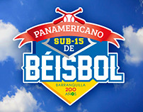 Panamericano SUB 15 de Béisbol, Barranquilla 200 años