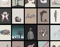 20 Illustrations