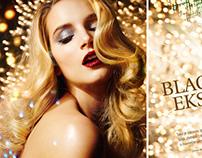 Holiday Beauty Editorial