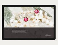 Website Concept — Goldschmiede Hoffmann