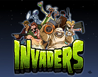 Invaders game