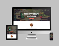 Smak.pl - HTML5 / Responsive Design