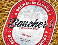 Beer & spirits branding - Prop design