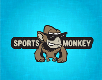 Sports Monkey | New Logo Concepts