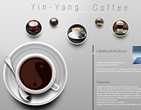 Yin Yang Coffee Website