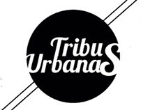 "Poster  ""Urban tribes"""