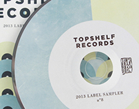 TOPSHELF RECORDS SAMPLER