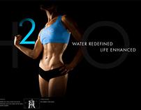 MEND™ Water Desktop and Mobile Website