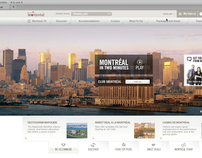 Tourisme Montreal Insiders Campaign