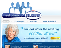 Kraft Real Women of Philadelphia