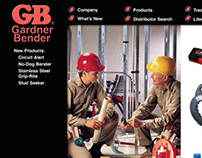 Gardner Bender website