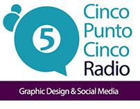 Cinco Punto Cinco Radio