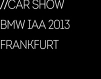 BMW IAA 2013 - World Premiere X5