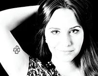 Ensaio em estúdio - Allana Barreto