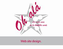 Web Site Bar Ohalá