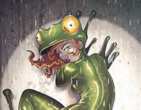 Queen Toad.