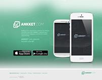 ankket.com / Logo & Landing