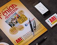 Ari Cantina: Creating Logo