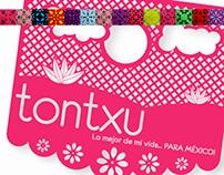 CD Lo mejor de mi vida TONTXU · Cantautor español.