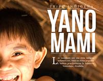 Fasciculo tribu Yanomamis
