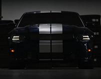 2014 Shelby GT Teaser Ad