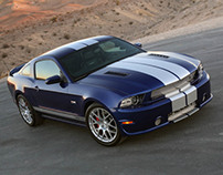 Shelby GT/SC First Look Photo-Shoot