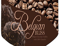 Packaging Design - Belgian Bliss