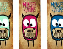 Monster Chomp Chocolate.