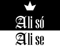Ali só, Ali se