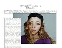 DAZED Selects: Tinashe