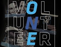VOLUNTEER - Be part of ONE