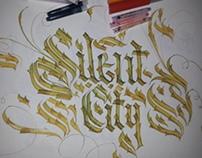 Pilot Parallel Calligraphy Practice Sketchbook