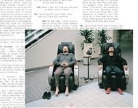 DAZED Head2Head: Andreas Nilsson x AG Rojas