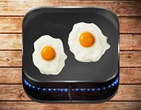 Icon Design - Egg