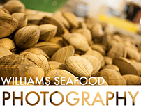 Williams Seafood Photography