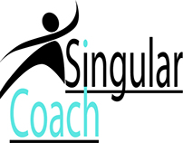 Logo design & Website development SingularCoach