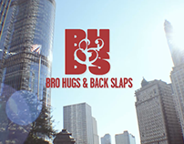 Bro Hugs and Back Slaps Intro Animation