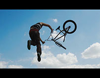Bike and Jump #2 (ViIDEOREPORT)