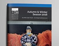 Theatre Brochure - Design for Print