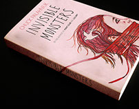 'Invisible Monsters' Book Cover