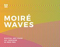 Moiré Waves