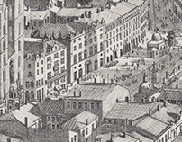 Cracow Lithograph