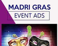 2014 Design - Madri Gras Event