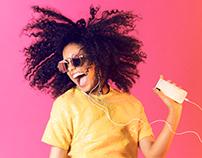Spotify LATAM Campaign